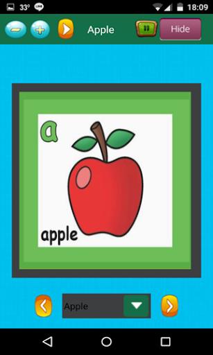 ABC为孩子和字母