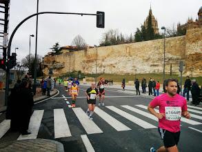 Photo: Media Maratón Salamanca Abril 2015