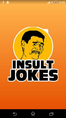 Insult Jokes - screenshot