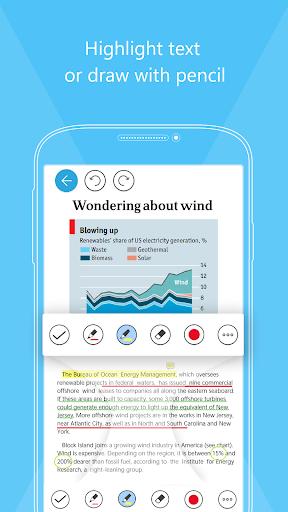 Foxit Mobile PDF  - Edit and Convert 6.6.1.0121 screenshots 4
