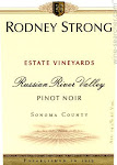 Rodney Strong Pinot Noir Estate Russian River Valley