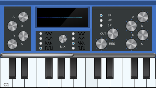 Synthesizer Sim