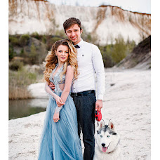Wedding photographer Anna Spicyna (Spitsyna). Photo of 16.03.2018