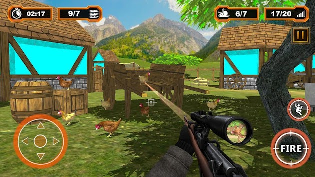 ★Army Sniper★ Commando War 3D apk screenshot