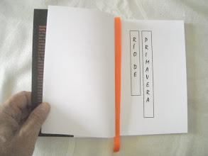 Photo: El libro viene dividido en cuatro secciones de 72 haikus, correspondientes, respectivamente, a cada una de las estación del año. Se denominan las secciones ¨Río de Primavera¨; ¨Campos de Verano¨; ¨Viento de Otoño¨ y ¨Luna de Invierno¨.
