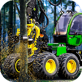 Timber Harvester Simulator