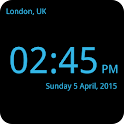 World Clock Fullscreen icon