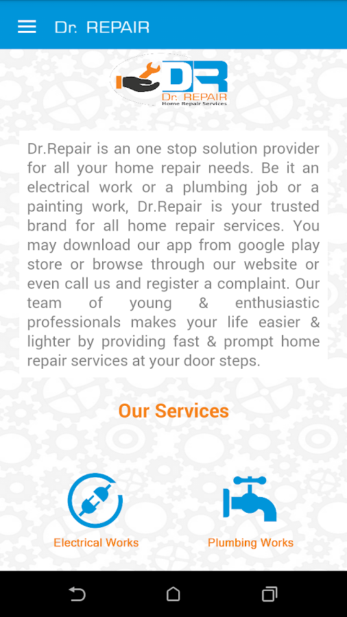 Dr.Repair- screenshot