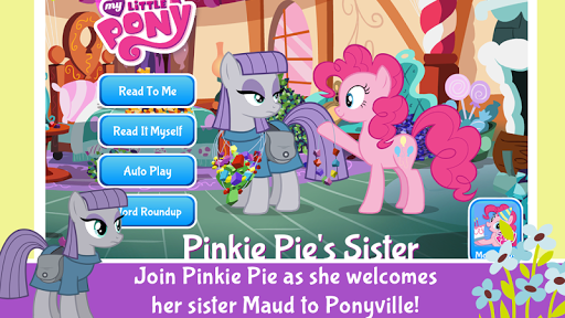 My Little Pony Pinkie's Sister