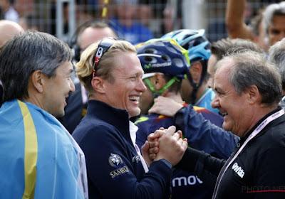 Vinokourov legt uit waarom Gilbert niet naar Astana kwam en waarom Van Avermaet wellicht niet zal komen