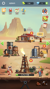 Idle Oil Empire Mod Apk (Unlimited Diamonds) 7