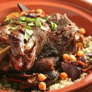 Slow Roast Shoulder of Lamb – Moroccan Style.