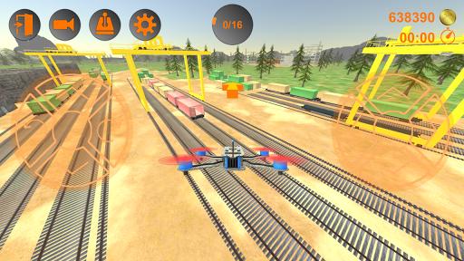 Amazing Drones - 3D Simulator Game ss3