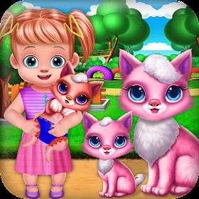 Mommy & Baby Kitty Daily Care-Motherhood Nursery
