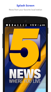 5NEWS- screenshot thumbnail