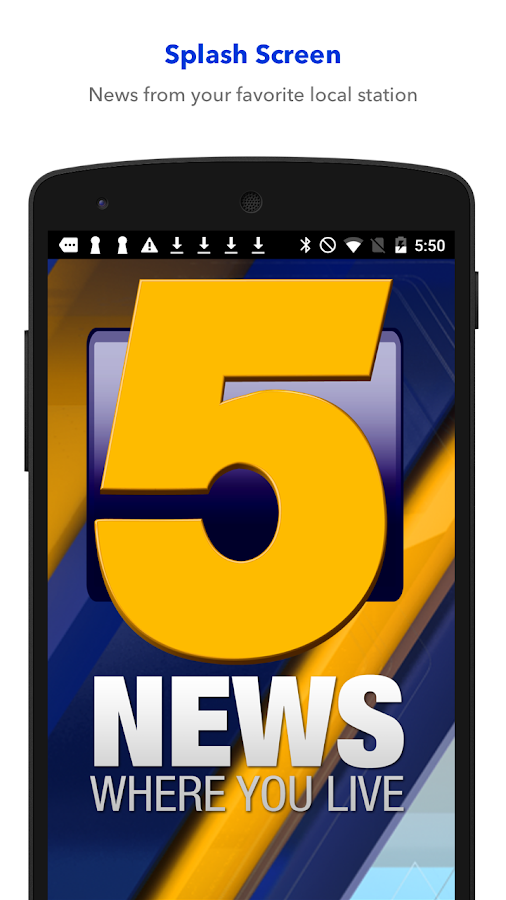 5NEWS- screenshot
