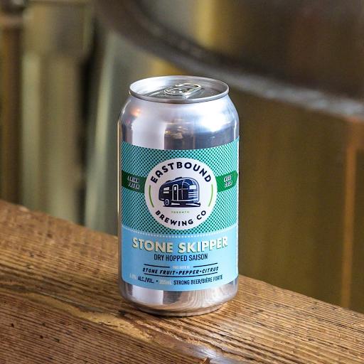 Eastbound Brewing - STONE SKIPPER DRY HOPPED SAISON