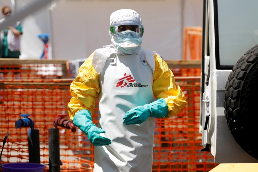Die Ebola-dodetal van die DRK is nou meer as 2000