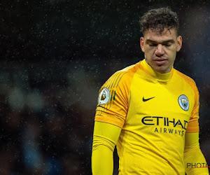 🎥 Manchester City moet al vroeg met tien man verder na zeer domme rode kaart voor doelman Ederson