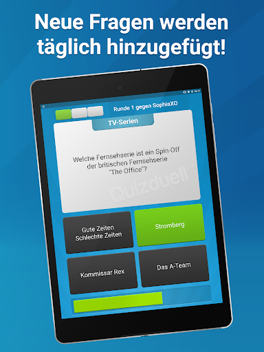 Quizduell screenshot 15