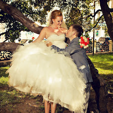 Wedding photographer Vladimir Rusakov (ORIONPHOTO). Photo of 18.06.2013