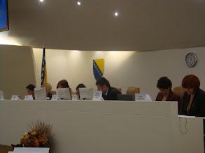 Photo: Consultative meeting and Public presentation, Sarajevo