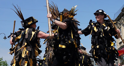 Photo: FROM THE TAMAR VALLEY CORNWAL  http://www.moultonmorrismen.com/