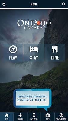 Discover Ontario - screenshot