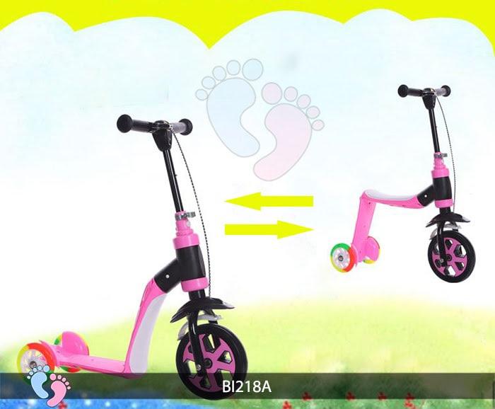 Xe trượt Scooter cho bé 2 trong 1 BI218A 4