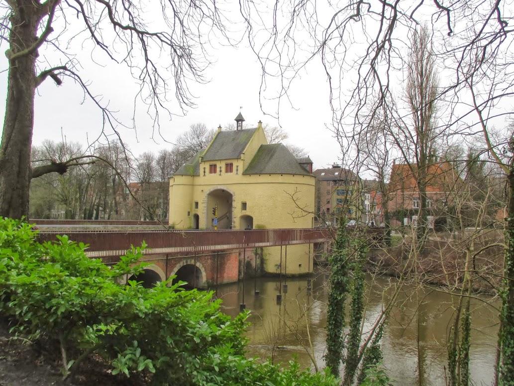 Smedenpoort Brugge