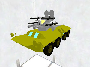BTR-80s [With Anti-Air System]