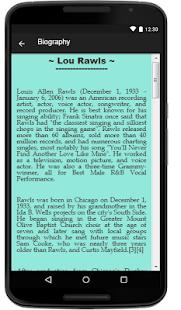 Lou Rawls Lyrics Music - náhled