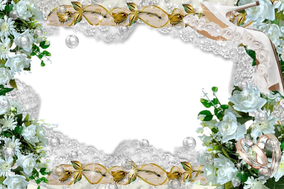 wedding frames photo effects screenshot