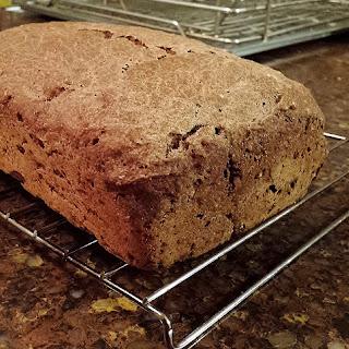 Dark Molasses Bread.