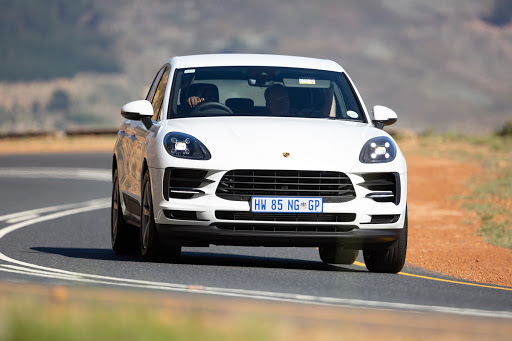 Tweaked Porsche Macan gets a leaner look and an uber-connected cabin