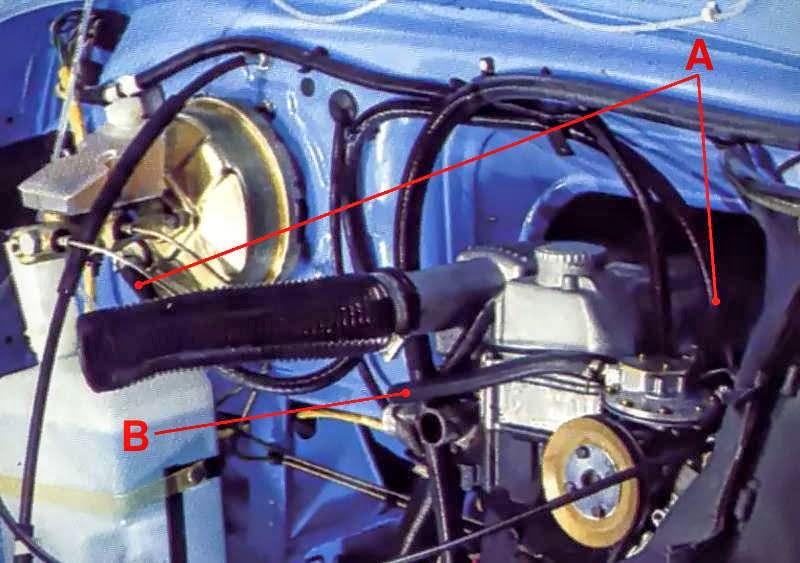 Frontera/CF vacuum pump (the sleeper) - Bedford CF Org