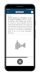 App Biziday - Știri verificate APK for Windows Phone