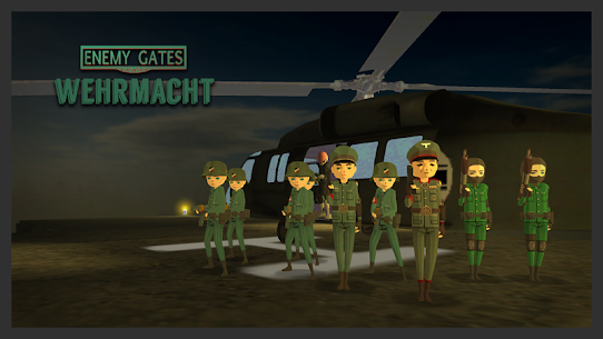 Enemy Gates Stealth War Apk Download For Android and Iphone Mod Apk 1