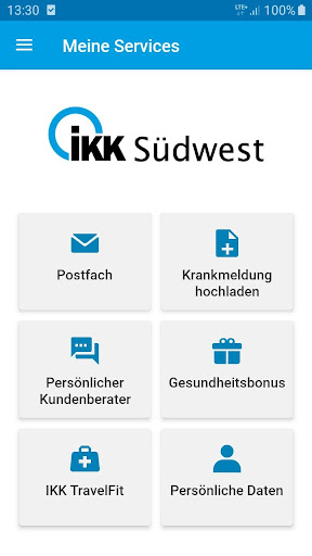IKK Südwest  screenshots 2