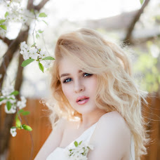 Wedding photographer Olga Podobedova (podobedova). Photo of 20.05.2018
