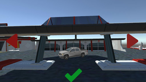 Cartoon Parking 3D