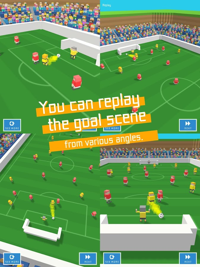 Soccer People - Football Game- screenshot