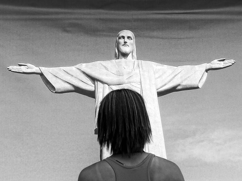 Cristo Redentore di Cenati Gino