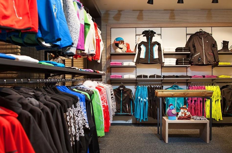 thiết kế shop cửa hàng