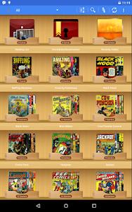 ComiCat (Comic Reader/Viewer) screenshot 0