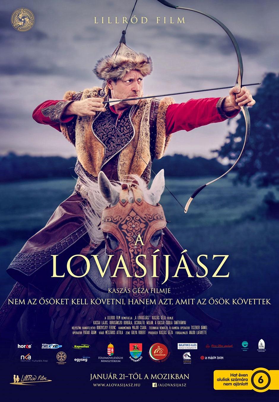 Kassai Lajos - A Lovasíjász