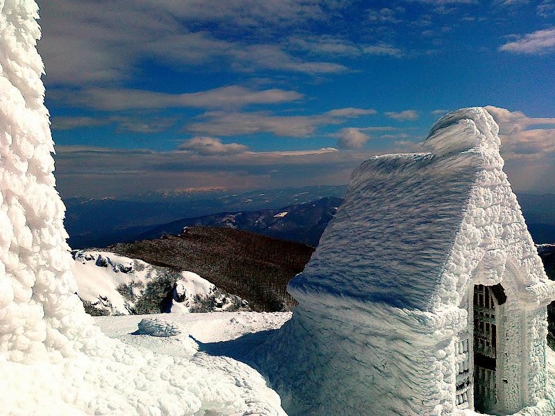 Inverno mastro scultore ... di Renato Fiorillo