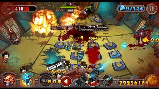 Zombie Evil Screenshot