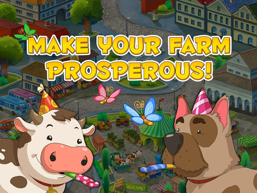 Jolly Days Farm: Time Management Game screenshots 5