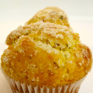 Lavender Lemon Muffins Recipe